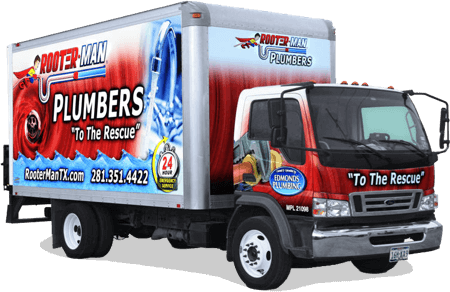 Rooterman Truck Banner